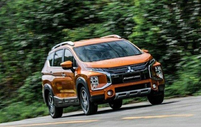 Cần bán gấp với giá ưu đãi nhất chiếc Mitsubishi Xpander Cross đời 2020, giao nhanh toàn quốc3