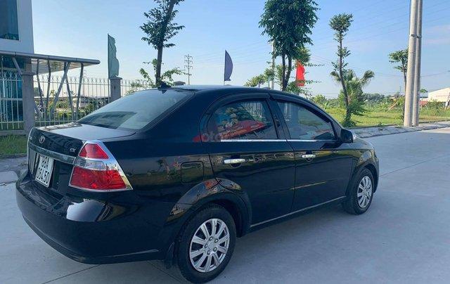 Bán xe Daewoo Gentra đời 2009, màu đen1