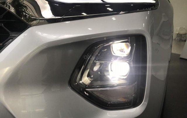 Hyundai Santa Fe 2020 bản cao cấp Premium đủ màu, xe giao ngay5