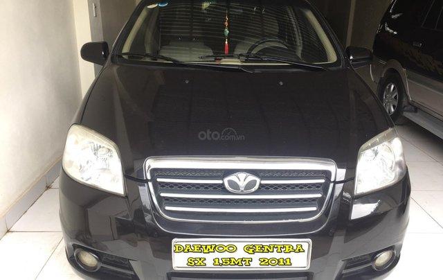Daewoo Gentra SX 1.5MT năm sản xuất 2011, 1 chủ mua đi từ đầu, xe quá chất lượng, mới nhất Việt Nam0