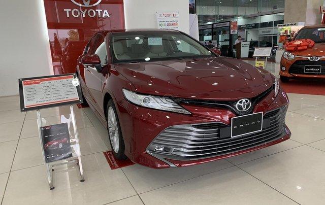 Toyota Camry khuyến mại lên đến 25 triệu, giá tốt nhất thị trường2