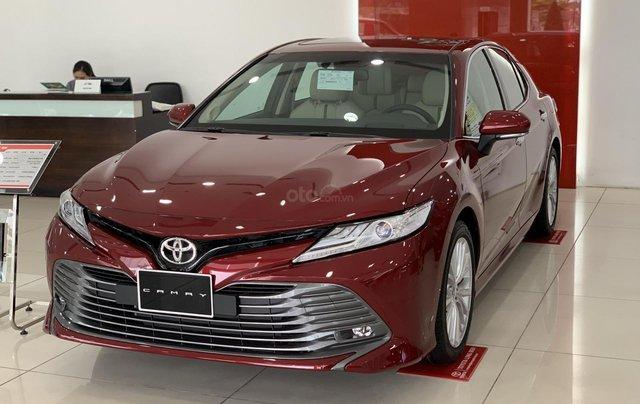 Toyota Camry khuyến mại lên đến 25 triệu, giá tốt nhất thị trường0