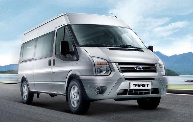 Bán xe Ford Transit Luxury đời 2020, giao xe nhanh0
