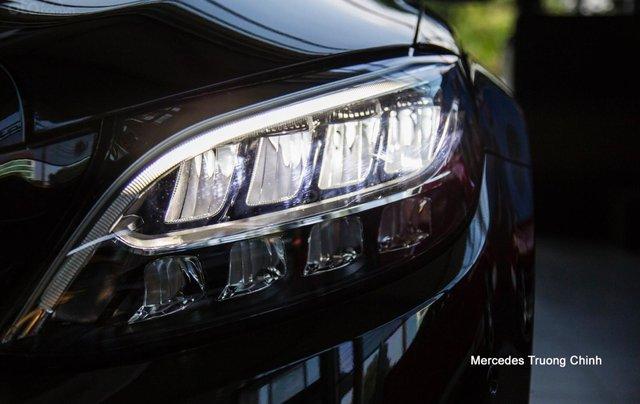 Mercedes-Benz C180 model 2020, thay đổi để luôn luôn dẫn đầu5