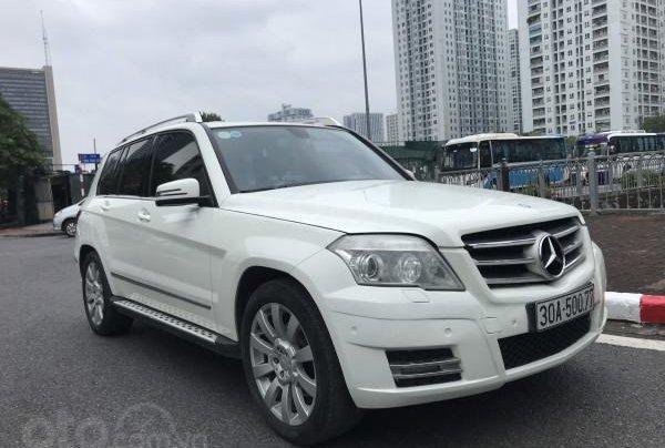 Bán ô tô Mercedes GLK300 4Matic sx 2010, xe đẹp zin 90%7