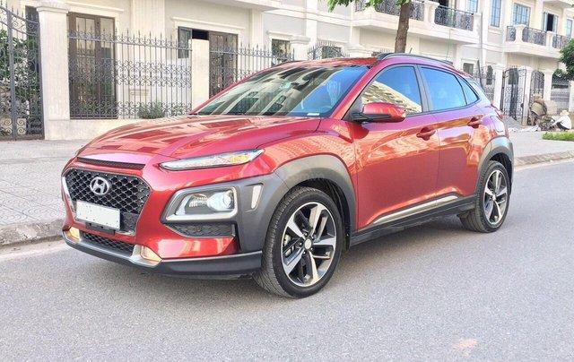 Hyundai Kona 1.6 Tubo, sản xuất 2018, giá yêu thương0