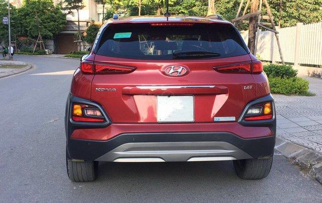 Hyundai Kona 1.6 Tubo, sản xuất 2018, giá yêu thương2