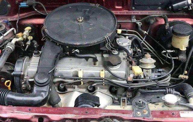Cần bán lại xe Kia CD5 đời 2002, màu đỏ, nhập khẩu nguyên chiếc2