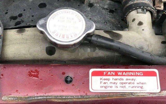 Cần bán lại xe Kia CD5 đời 2002, màu đỏ, nhập khẩu nguyên chiếc4