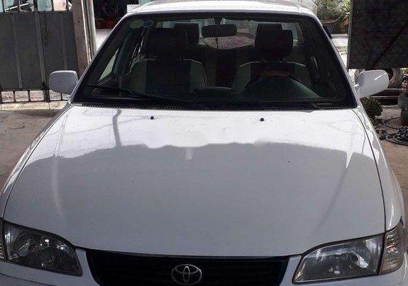 Cần bán lại xe Toyota Corolla Altis đời 2000, màu trắng, nhập khẩu nguyên chiếc6