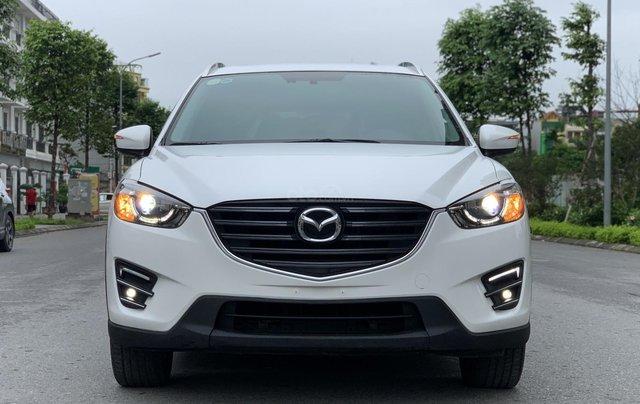 Mazda CX5 2017 2.0 facelif màu trắng cực đẹp2