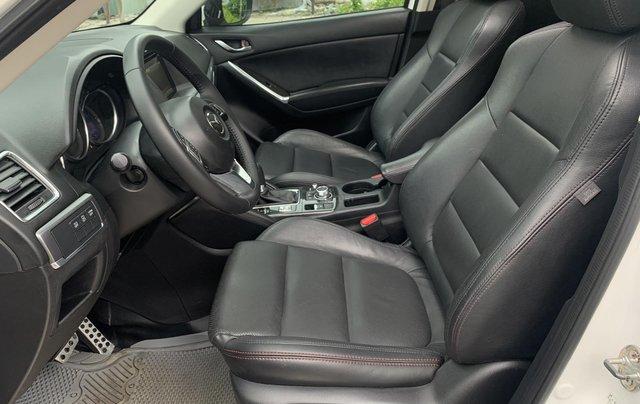 Mazda CX5 2017 2.0 facelif màu trắng cực đẹp8