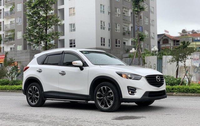 Mazda CX5 2017 2.0 facelif màu trắng cực đẹp0