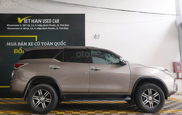 Toyota Fortuner 2.4AT máy dầu 20194
