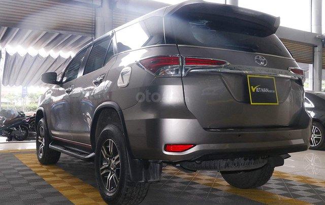 Toyota Fortuner 2.4AT máy dầu 20196