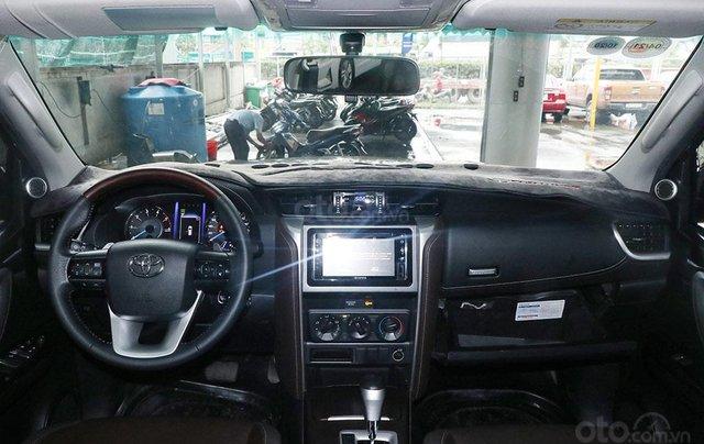 Toyota Fortuner 2.4AT máy dầu 20199