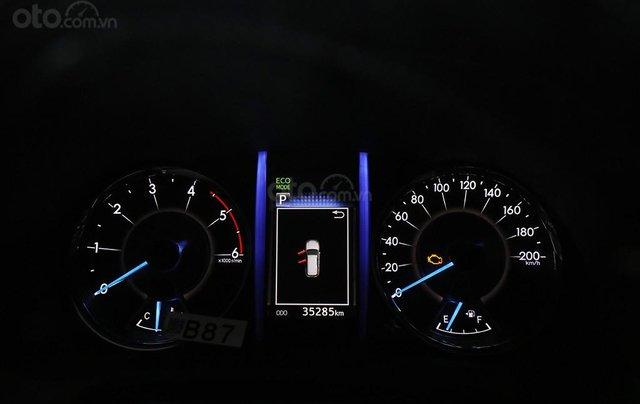 Toyota Fortuner 2.4AT máy dầu 201910