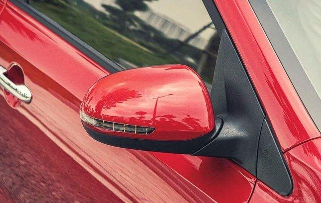 Bán xe Kia Soluto đời 2020, màu đỏ1