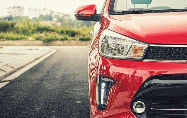 Bán xe Kia Soluto đời 2020, màu đỏ4