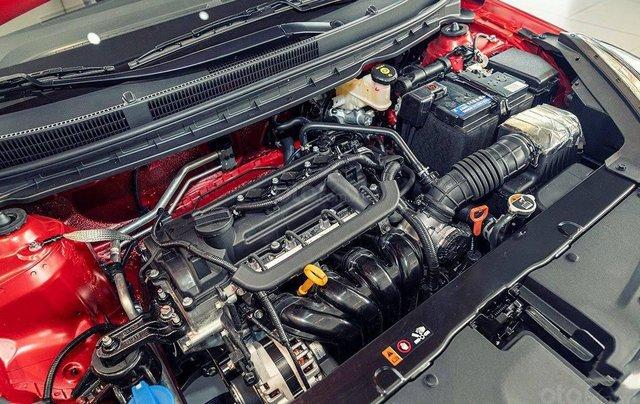 Bán xe Kia Soluto đời 2020, màu đỏ6