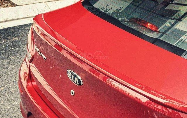 Bán xe Kia Soluto đời 2020, màu đỏ9