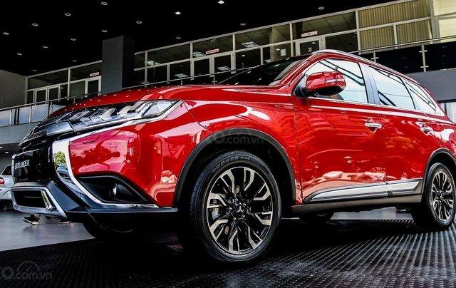 [Mitsubishi Võ Văn Kiệt] Outlander 2.0; 2.4 - Giá ưu đãi, quà hấp dẫn, hỗ trợ trả góp lãi suất thấp nhất, xe giao ngay2