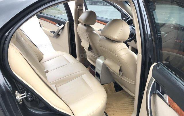 Daewoo Gentra SX 1.5MT năm sản xuất 2011,1 chủ mua đi từ đầu. Xe quá chất lượng7