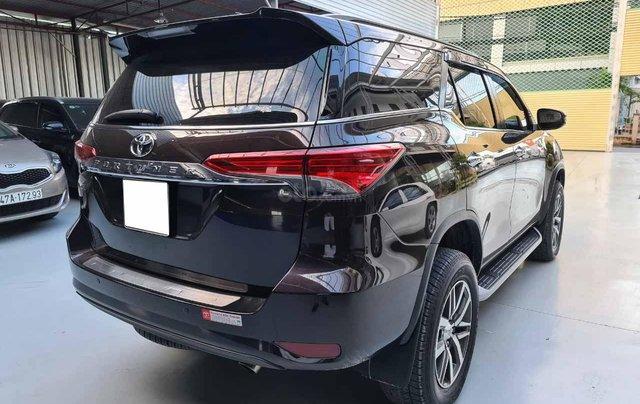 Bán Fortuner 2.8AT 2018 tự động máy dầu bản cao cấp nhập khấu, xe zin 100%4