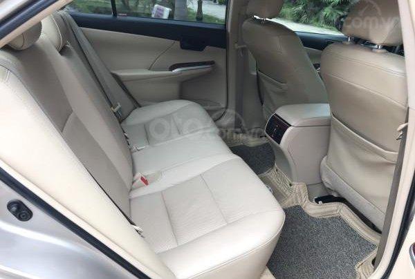 Bán Toyota Camry 2.0E tự động, tư nhân 1 chủ từ đầu8