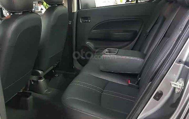 Bán xe Mitsubishi Attrage 1.2 CVT sản xuất năm 2020, màu xám, xe nhập, giá tốt1