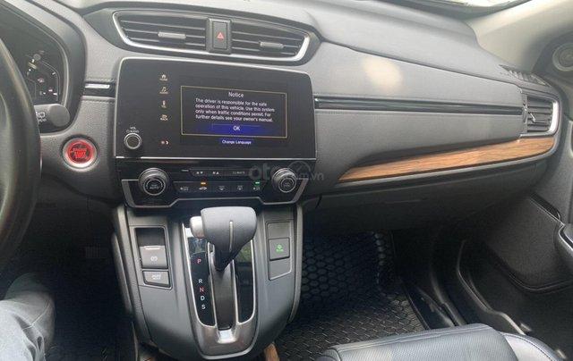 Honda CVR 2018 bản L lướt nhẹ 21.000 km, 979tr, hỗ trợ vay ưu đãi7
