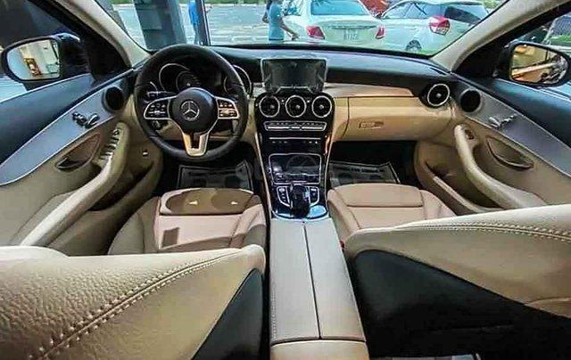Bán ô tô Mercedes C180 sản xuất 2020, màu trắng3