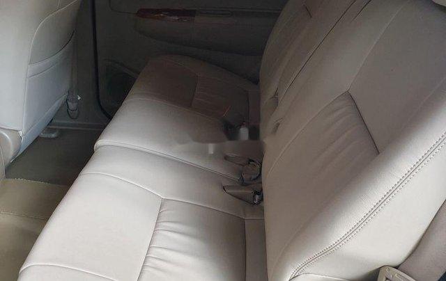 Bán Toyota Fortuner đời 2010, màu bạc, số tự động, giá chỉ 450 triệu6