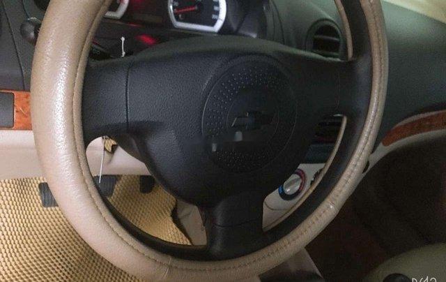 Cần bán lại xe Chevrolet Aveo sản xuất 2013 còn mới6