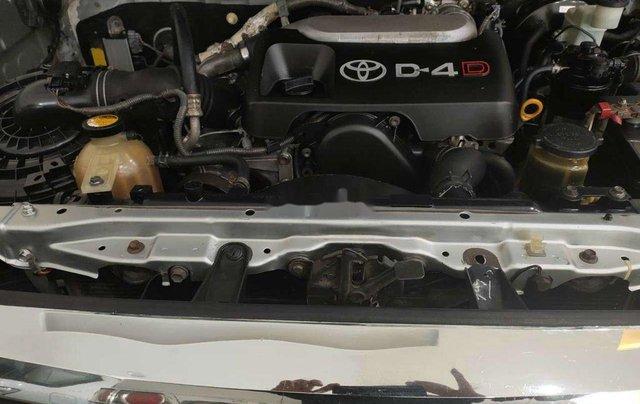 Bán Toyota Fortuner đời 2009, màu trắng, nhập khẩu nguyên chiếc còn mới1