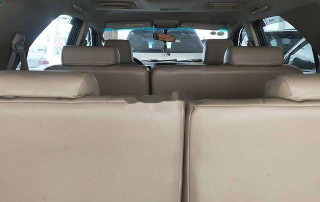 Bán Toyota Fortuner đời 2009, màu trắng, nhập khẩu nguyên chiếc còn mới5
