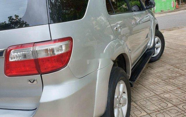 Bán Toyota Fortuner đời 2010, màu bạc, số tự động, giá chỉ 450 triệu2
