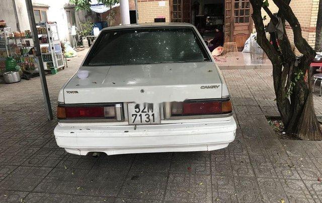 Cần bán Toyota Camry năm 1983, màu trắng, nhập khẩu nguyên chiếc0