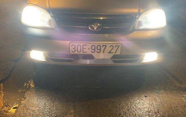 Xe Daewoo Lacetti sản xuất 2009 còn mới1