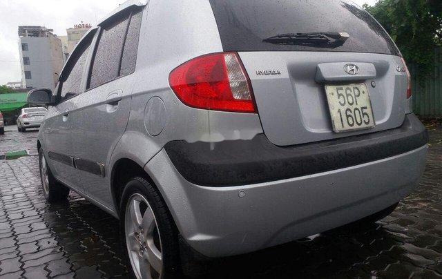 Bán Hyundai Getz đời 2010, màu bạc, nhập khẩu còn mới9