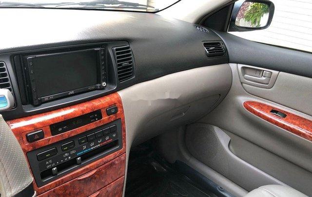 Bán xe Toyota Corolla Altis năm sản xuất 2002 còn mới5