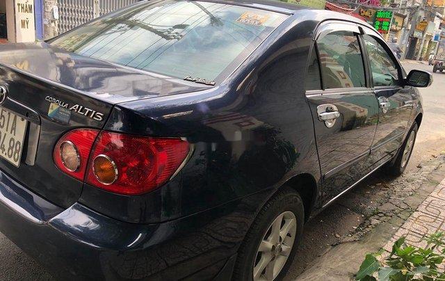 Bán xe Toyota Corolla Altis năm sản xuất 2002 còn mới7