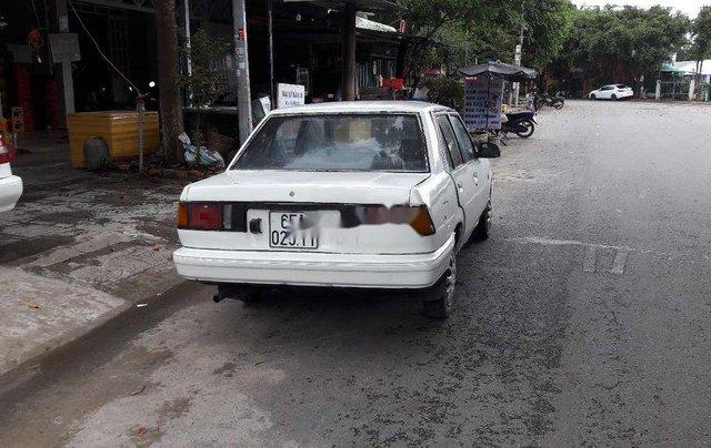 Cần bán gấp Toyota Corolla sản xuất 1982, màu trắng, nhập khẩu 4