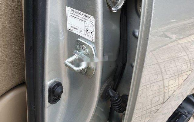Bán Toyota Fortuner đời 2010, màu bạc, số tự động, giá chỉ 450 triệu5