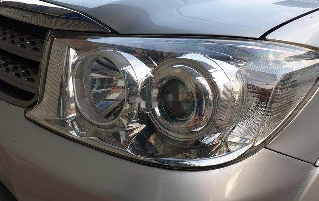 Bán Toyota Fortuner đời 2010, màu bạc, số tự động, giá chỉ 450 triệu4