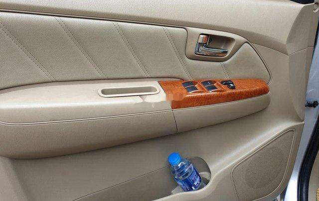 Bán Toyota Fortuner đời 2010, màu bạc, số tự động, giá chỉ 450 triệu3