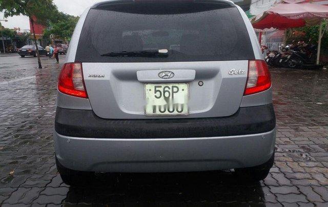 Bán Hyundai Getz đời 2010, màu bạc, nhập khẩu còn mới1