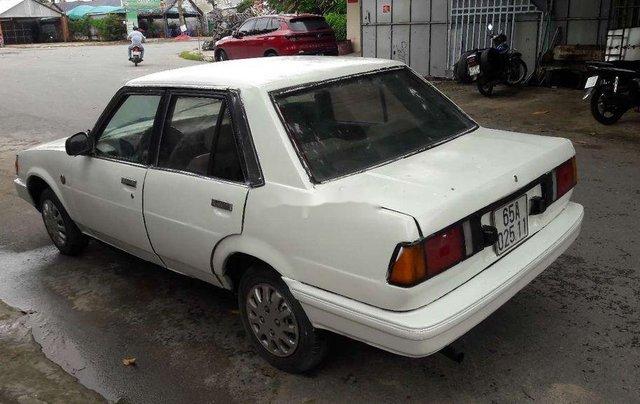 Cần bán gấp Toyota Corolla sản xuất 1982, màu trắng, nhập khẩu 5