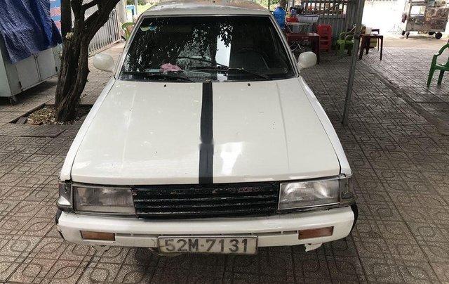 Cần bán Toyota Camry năm 1983, màu trắng, nhập khẩu nguyên chiếc4