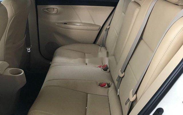 Bán Toyota Vios đời 2018, màu trắng, số sàn, giá tốt8